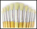 582 Round Brushes
