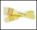 713 Flat Varnish Brushes